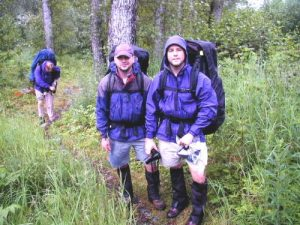 The Chilkoot Trail - July 1, 2001