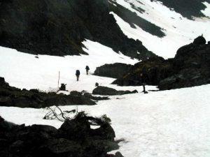 <b>Climbing Up The Chilkoot Pass</b>