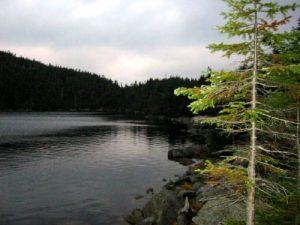 White Mountain National Forest - Kinsman Pond