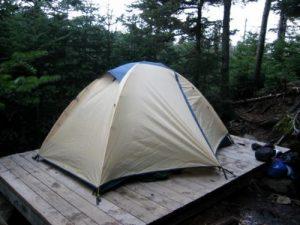 <b>Tent Platform</b>