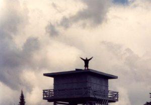 <b>Salmo Mountain Lookout Tower</b>
