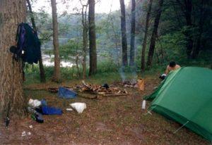 <b>Leaf Lake Campsite</b>