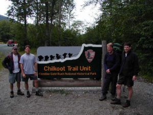 The Chilkoot Trail - June 29, 2001
