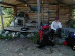 The Chilkoot Trail - July 2, 2001