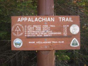 <b>Trailhead Sign</b>