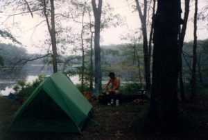 Huron-Manistee National Forest - Leaf Lake