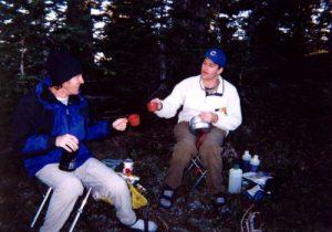 Klamath National Forest - Siphon Lake - July 2, 1999