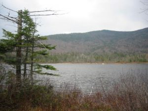 White Mountain National Forest - Kinsman Pond - November 1, 2003