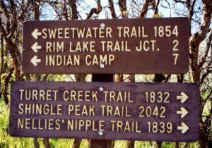 White River National Forest - Rim Lake