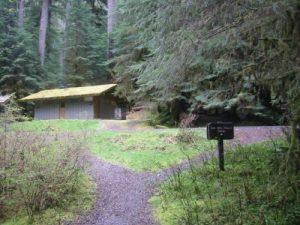 <b>Sol Duc Campground</b>