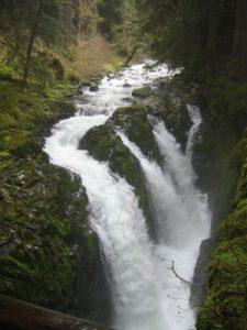 <b>Sol Duc Falls</b>