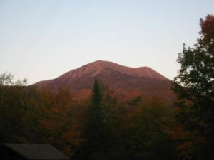 <b>Mt. Katahdin At Dusk</b>
