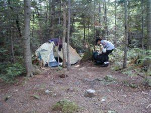 <b>Our Campsite</b>
