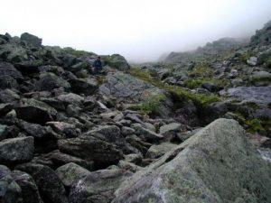 <b>Rocks On The Great Gulf Trail</b>