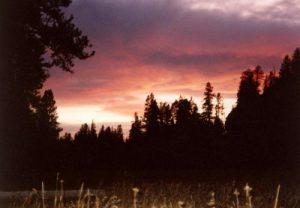 Rocky Mountain National Park - Lake Nokoni