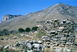 <b>Ruins of the Butterfield Stage stop</b>