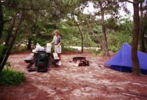 Cape Henlopen State Park - Pinelands Trail