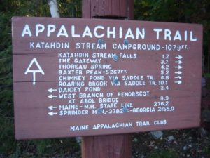 <b>5.2 Miles To The Northern Terminus Of The A.T.</b>