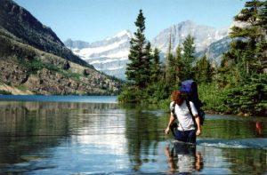 Glacier National Park - Glenn's Lake