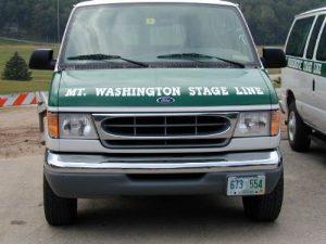 <b>Our Shuttle To Mt. Washington</b>