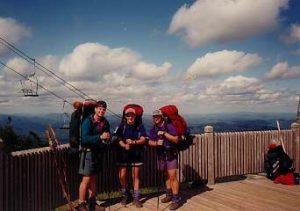 Appalachian Trail - Killington Peak To Clarendon Gorge
