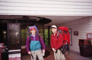 A.T. - Stratton Mountain to Bennington (VT 9)