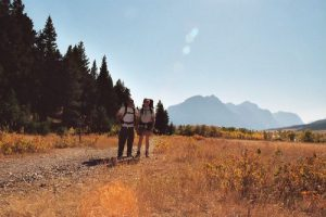 Glacier NP, St. Mary to Two Medicine - September 26, 2003