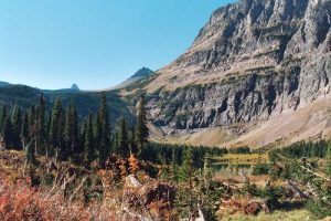 Glacier NP, St. Mary to Two Medicine - September 28, 2003