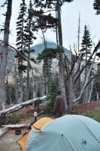 Glacier NP, St. Mary to Two Medicine - September 29, 2003