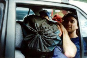 A.T. - Kinsmans Notch to Lafayette Campground - July 3, 1996