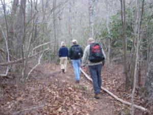 <b>On The Trail...</b>