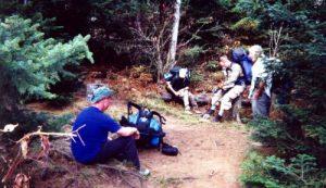 <b>Trail Junction, Time For A Break!</b>