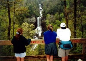 Caesars Head State Park - Raven Cliff Falls