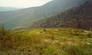 <b>View Near Our Campsite</b>