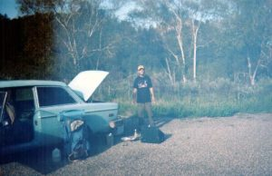 Gila River - West Fork - Gila Wilderness - September 21, 2000