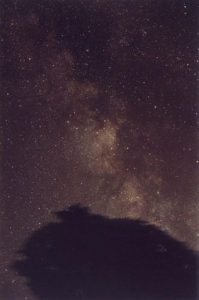 <b>The Milky Way</b><br> I'm always amazed at how many more stars you see when you get away from city light pollution.
