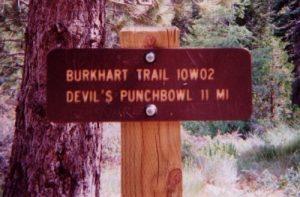 <b>Buckhorn Campground Trailhead</b>