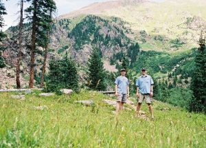Pitkin Creek Trail