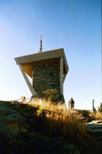 <b>Mt. Mitchell Fire Tower</b>