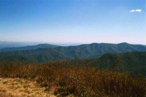 <b>Ridge View Of Surrounding Mountains</b>