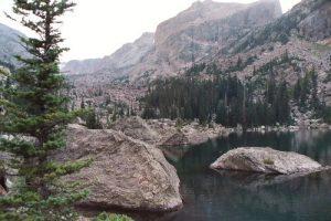 Rocky Mountain National Park - Glacier Gorge/Bear Lake Loop
