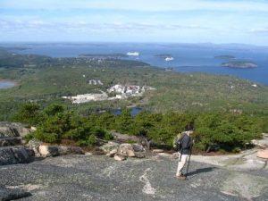 Champlain Mt. via Beachcroft & Bear Brook Trails – Acadia NP