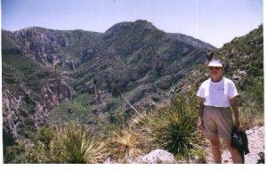Guadalupe National Park - McKittrick Canyon - May 22, 2004