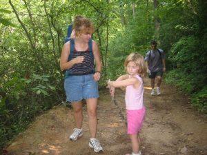 Vickery Creek (Via Riverside Road) - September 4, 2006