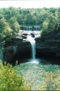 Lost Falls Trail
