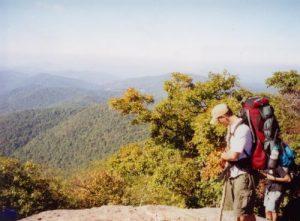 Chattahoochee National Forest - Slaughter Gap - October 10, 1998