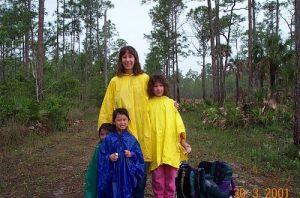 <b>Wet Hikers</b>