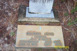 <b>Long Family Cemetery on the Yearling Trail</b>
