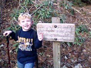 Benton MacKaye/ JMT Section Hike