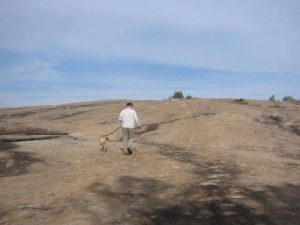 Arabia Mountain - January 13, 2007